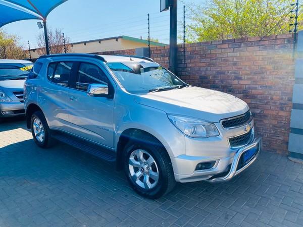 2014 Chevrolet Trailblazer 2.8 Ltz 4x4  Gauteng Pretoria_0