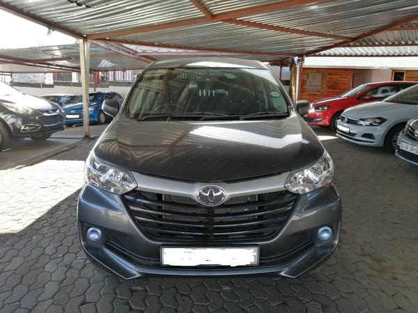 2019 Toyota Avanza 1.5 SX Gauteng Jeppestown_0