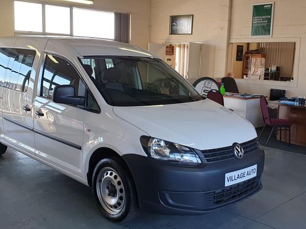 2013 Volkswagen Caddy MAXI Crewbus 2.0 TDi Western Cape Kuils River_0