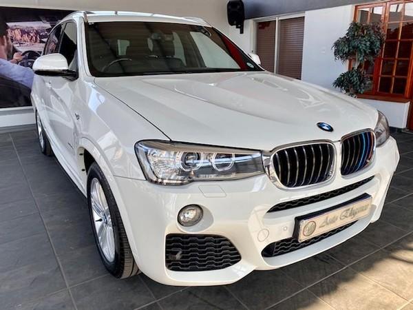 2016 BMW X3 Xdrive20d  M-sport At  Gauteng Pretoria_0