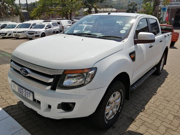 2015 Ford Ranger 2.2TDCi XLS 4X4 Double Cab Bakkie Kwazulu Natal Pinetown_0