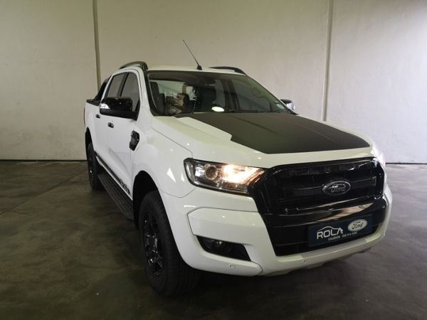 2018 Ford Ranger 2.2TDCi XLT Double Cab Bakkie Western Cape Caledon_0