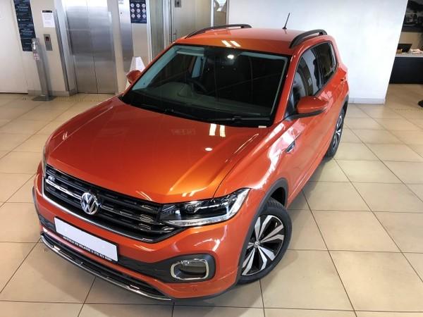 2020 Volkswagen T-Cross 1.0 Comfortline DSG Gauteng Pretoria_0