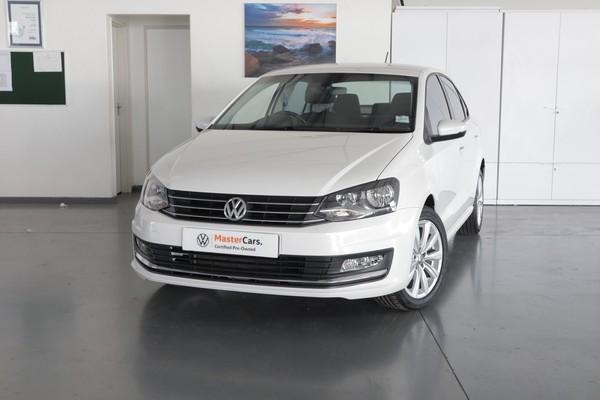 2017 Volkswagen Polo GP 1.6 Comfortline TIP Western Cape Strand_0