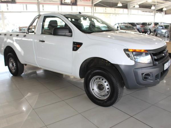 2015 Ford Ranger 2.2tdci Xl Lr Pu Sc  Gauteng Alberton_0