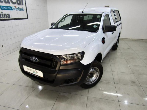 2017 Ford Ranger 2.2TDCi LR Single Cab Bakkie Gauteng Pretoria_0
