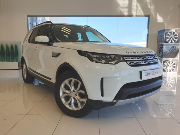 2018 Land Rover Discovery 3.0 TD6 HSE Western Cape George_0