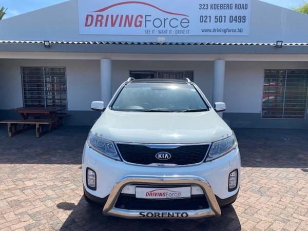2014 Kia Sorento 2.2 AWD Auto 7 SEAT Western Cape Wynberg_0