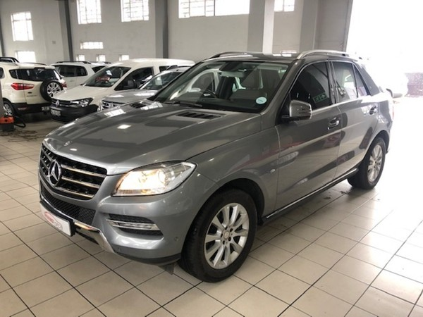 2013 Mercedes-Benz M-Class Ml 250 Bluetec  Western Cape Wynberg_0