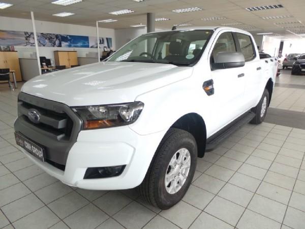 2018 Ford Ranger 2.2TDCi XLS 4X4 Auto Double Cab Bakkie Gauteng Pretoria_0