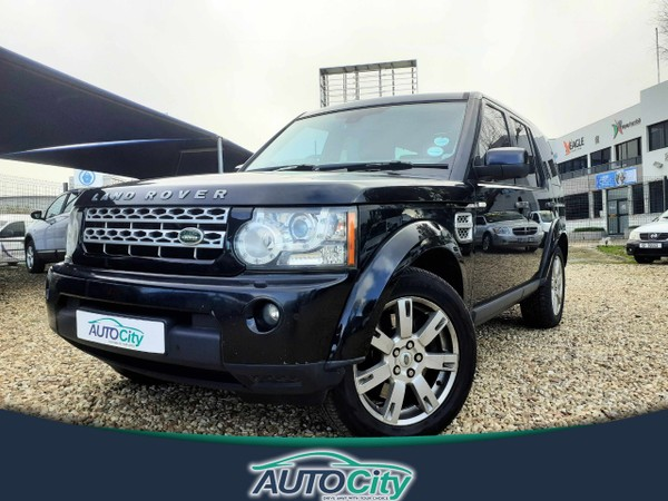2010 Land Rover Discovery 4 3.0 Tdv6 Se  Western Cape Bellville_0