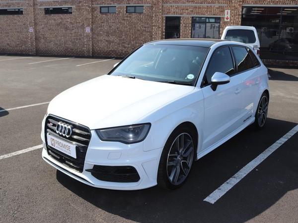 2015 Audi S3 Sportback Stronic Gauteng Springs_0