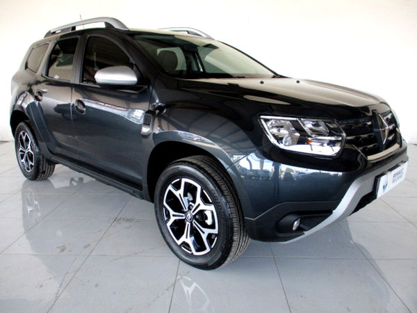 2020 Renault Duster 1.5 dCI Prestige EDC Gauteng Boksburg_0