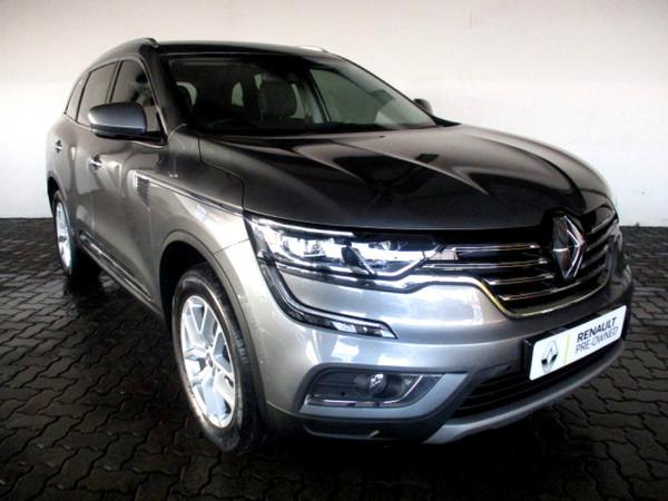 2020 Renault Koleos 2.5 Dynamique CVT 4X4 Gauteng Boksburg_0