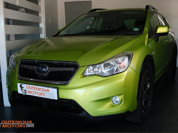 2015 Subaru XV 2.0 Lineartronic  Eastern Cape Port Elizabeth_0