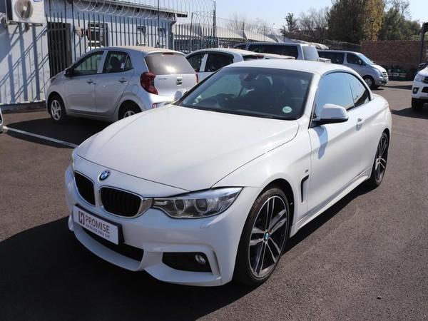 2015 BMW 4 Series 428i Convertible M Sport Auto Gauteng Springs_0