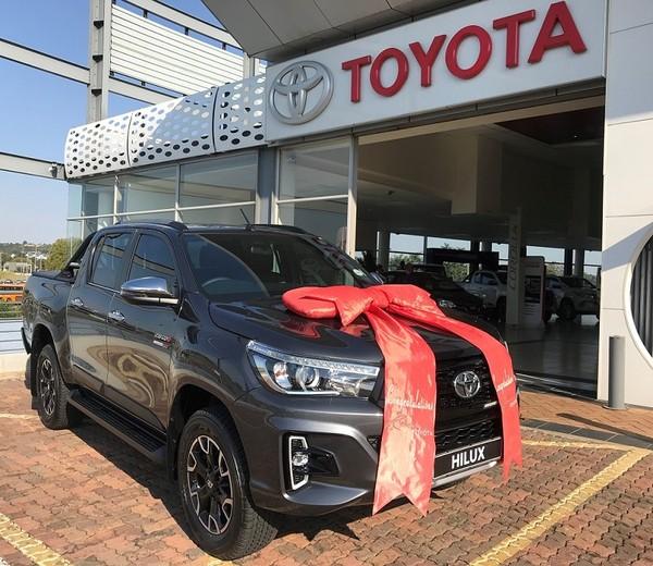 2020 Toyota Hilux 2.8 GD-6 RB Auto Raider Double Cab Bakkie Gauteng Sandton_0