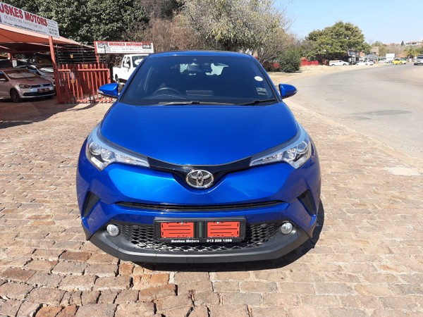 2017 Toyota C-HR 1.2T Plus North West Province Hartbeespoort_0
