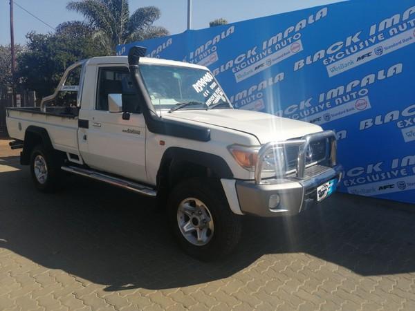 2010 Toyota Land Cruiser 70 4.2d 4x4 sc Gauteng Pretoria North_0