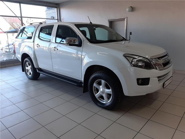 2014 Isuzu KB Series 300 D-TEQ LX 4X4 Double cab Bakkie Western Cape Citrusdal_0