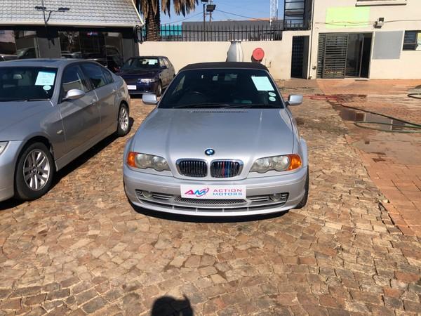 2004 BMW 3 Series 330i Ci Convert Sport At e46  Gauteng Lenasia_0