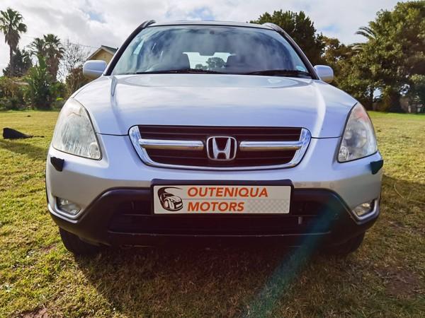 2002 Honda CR-V 2.0 At  Eastern Cape Port Elizabeth_0