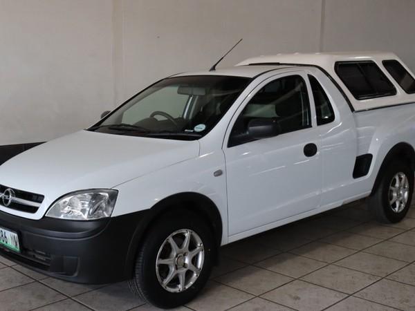 2009 Opel Corsa Utility 1.8i Club Pu Sc  North West Province Potchefstroom_0