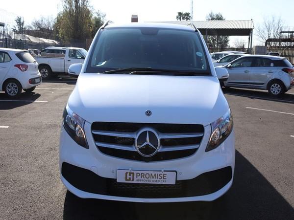 2020 Mercedes-Benz V-Class V250d Auto Gauteng Springs_0