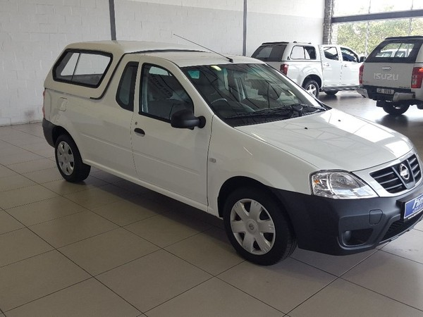 2017 Nissan NP200 1.6 Ac Pu Sc  Western Cape Bellville_0