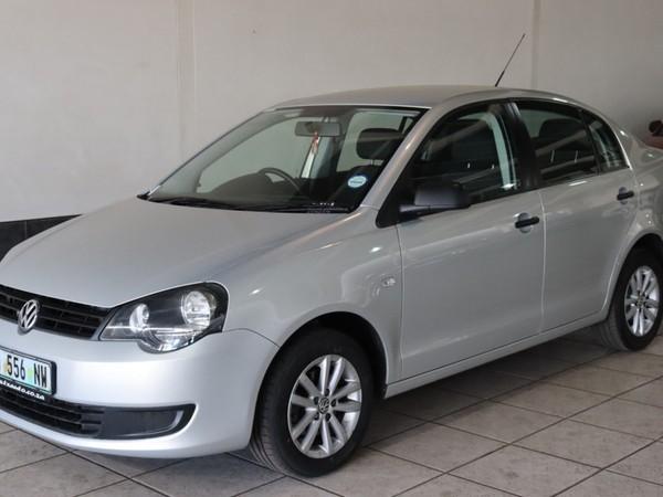 2011 Volkswagen Polo Vivo 1.6 Trendline North West Province Potchefstroom_0