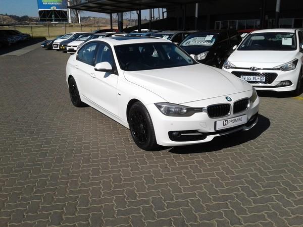 2013 BMW 3 Series 320d Sport Line At f30  Gauteng Roodepoort_0