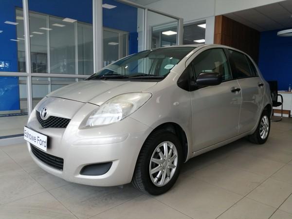 2011 Toyota Yaris Zen3 Ac 5 Dr  Kwazulu Natal Eshowe_0