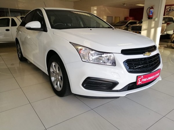 2016 Chevrolet Cruze 1.6 L Western Cape Paarl_0