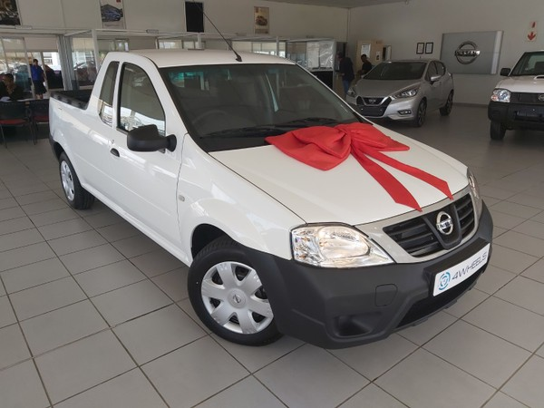 2020 Nissan NP200 1.5 Dci  Ac Safety Pack Pu Sc  North West Province Lichtenburg_0