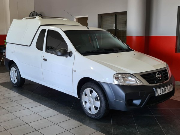 2016 Nissan NP200 1.5 Dci  Ac Safety Pack Pu Sc  Western Cape Brackenfell_0