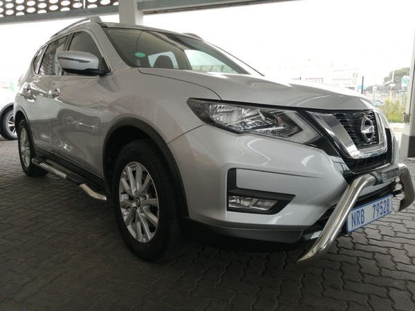 2018 Nissan X-Trail 2.5 Acenta PLUS 4X4 CVT 7S Kwazulu Natal Richards Bay_0