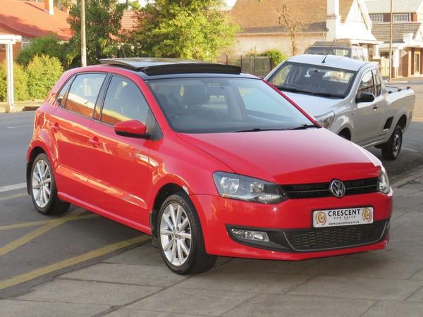 2012 Volkswagen Polo 1.4 Comfortline  Kwazulu Natal Pietermaritzburg_0