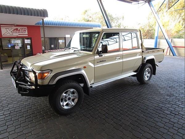 2019 Toyota Land Cruiser 79 4.2d Pu Dc  Gauteng Pretoria_0