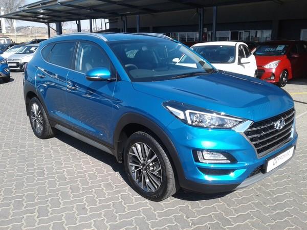 2020 Hyundai Tucson 2.0 CRDi Executive Auto Gauteng Roodepoort_0