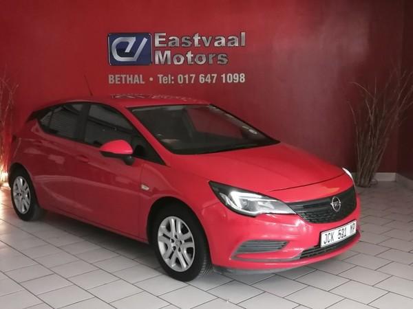 2016 Opel Astra 1.0T Essentia 5-Door Mpumalanga Bethal_0