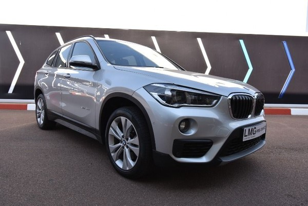 2016 BMW X1 sDRIVE20d Auto Gauteng Pretoria_0