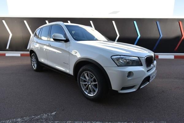 2012 BMW X3 Xdrive20d At  Gauteng Pretoria_0