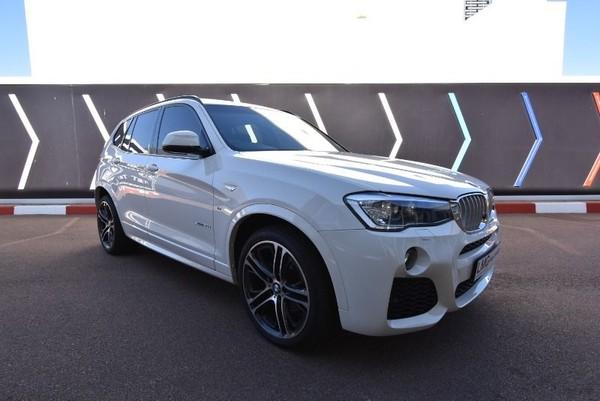 2015 BMW X3 xDRIVE 30d M Sport Auto Gauteng Pretoria_0