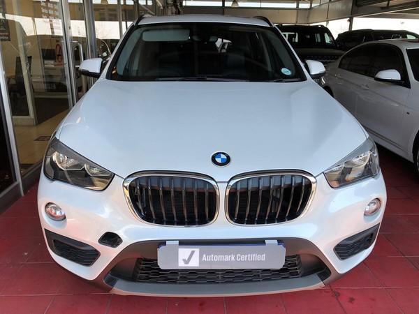 2016 BMW X1 sDRIVE20d Sport Line Auto Gauteng Edenvale_0