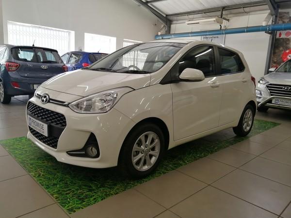 2016 Hyundai Grand i10 1.25 Fluid Kwazulu Natal Durban_0