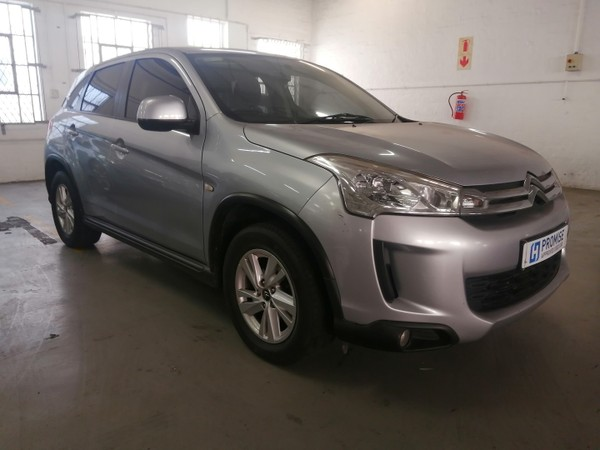 2013 Citroen C4 Aircross 2.0 Attraction  Kwazulu Natal Durban_0