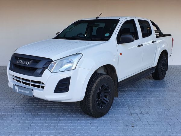 2017 Isuzu KB Series 250 D-TEQ HO HI Rider Double cab Bakkie Western Cape Goodwood_0