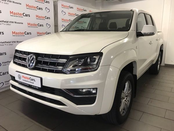 2019 Volkswagen Amarok 2.0 BiTDi Highline 132kW Auto Double Cab Bakkie Gauteng Sandton_0