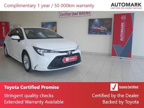 2020 Toyota Corolla 1.8 XS CVT Northern Cape Hartswater_0