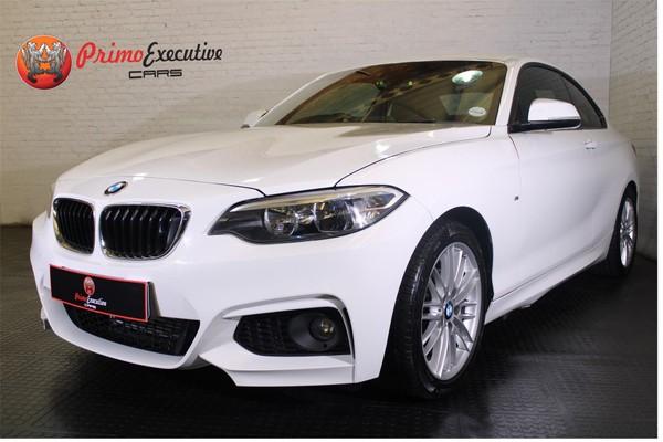 2016 BMW 2 Series 220D M Sport Auto Gauteng Edenvale_0